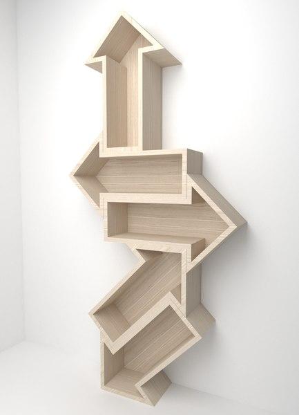 interiors design 3D model