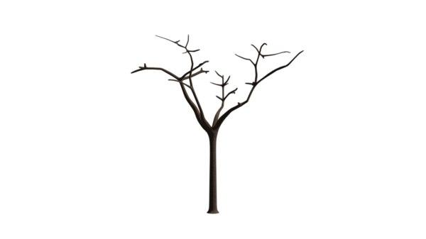 pack dead trees 3D