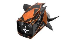patrol drone 3D model