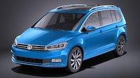 Volkswagen Touran 2016 VRAY