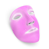mesh mask 3D