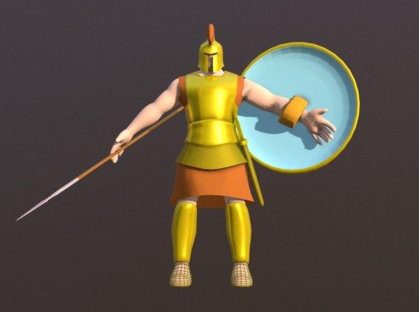 spartan model