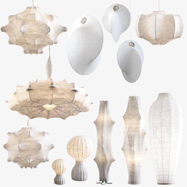 3D cocoon flos