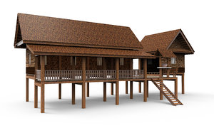 home house 3D