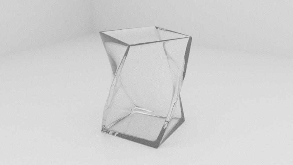 3D model vase 1