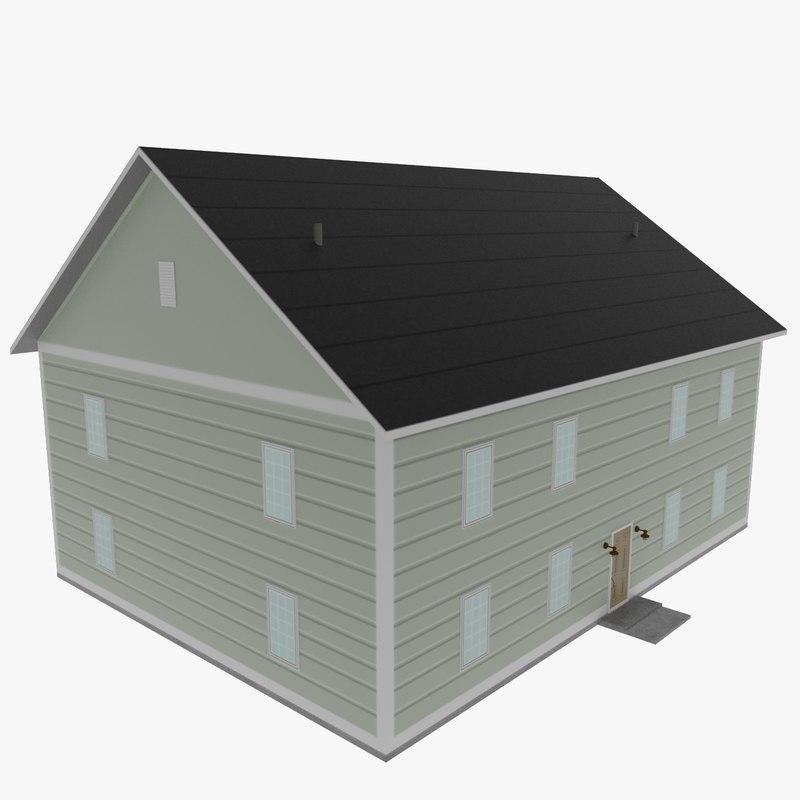 3D house 1