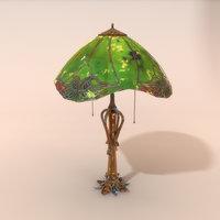 lamp old model