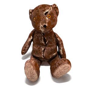 teddy 3D model