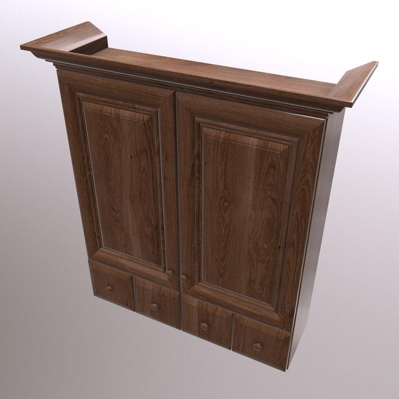 3D cabinet ar unity