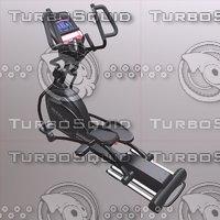 3D bicycle ellipsentrainer e95