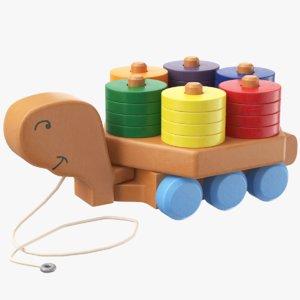 kids toy 3D model