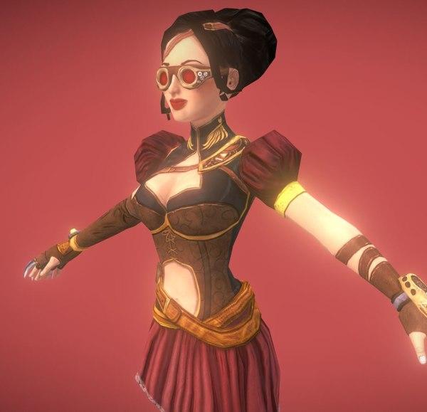 thief steampunk 3D