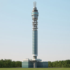 bt tower model