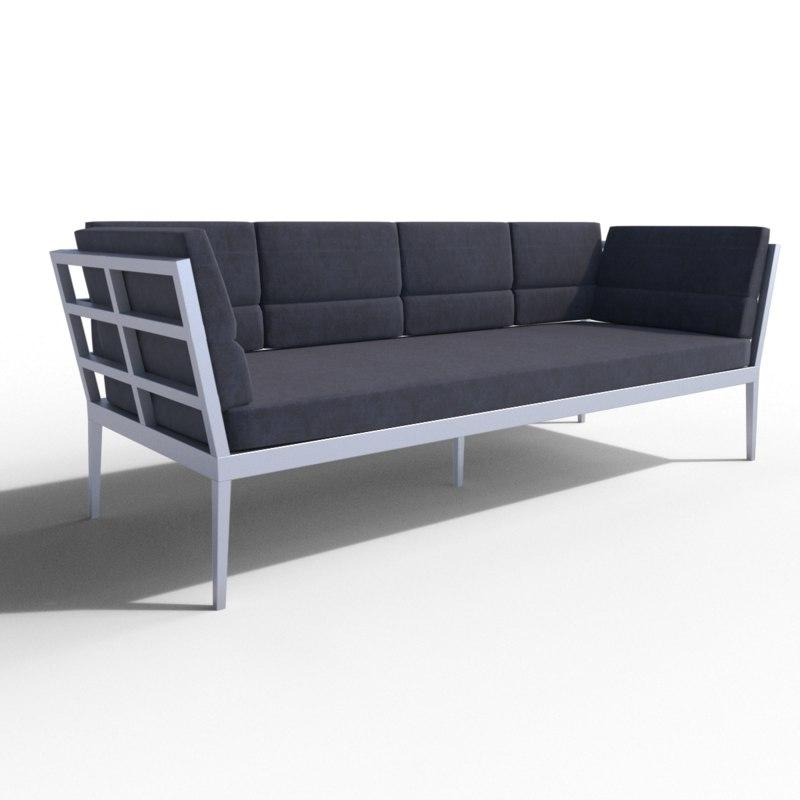 sofa janus et 3D