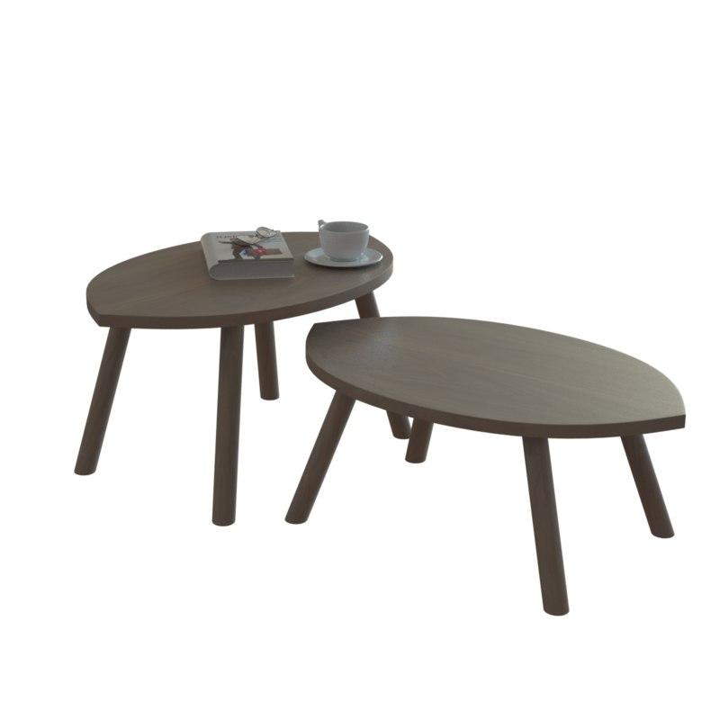 3d ikea stockholm nesting table turbosquid 1297731 3d ikea stockholm nesting table watchthetrailerfo