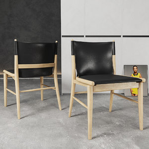 3D chair jens sj51b model