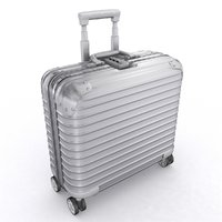 Aluminium business trolley
