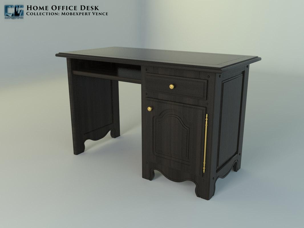 home office desk mobexpert model