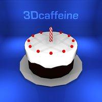 3D cake ready engine