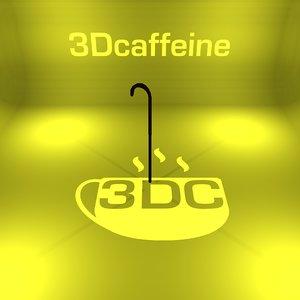 ready engine caffeine 3D