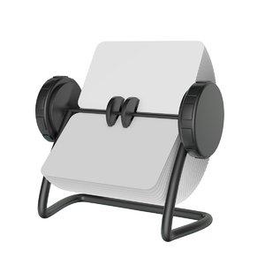 rolodex 3D model