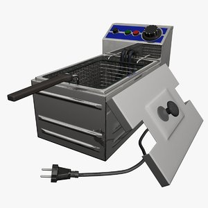 deep fryer model