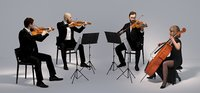3D Scan String Quartet
