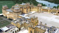 3D blenheim palace