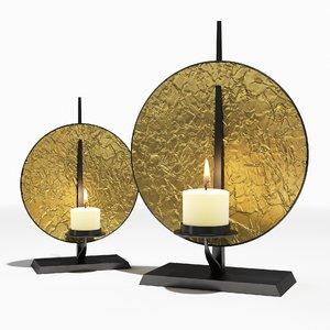 alexander lamont - gold 3D model