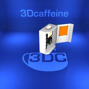 3D electricity hub model