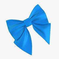 3D model bow 02 07