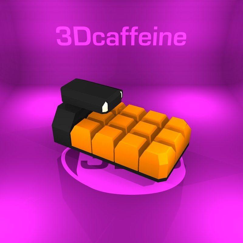 3D drone freighter