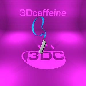keycard ready engine 3D model