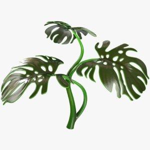 plant nature 3D