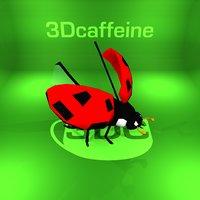 lady bug 3D