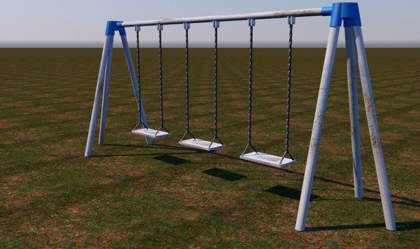 3D swing model