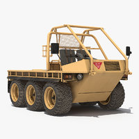 atmp mobility vehicle desert 3D