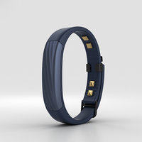 3D jawbone up3 indigo
