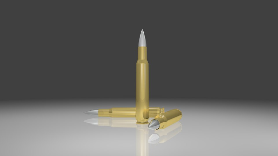 ammo pack weapons 3D model