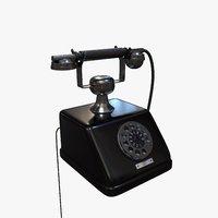 3D model phone stalin