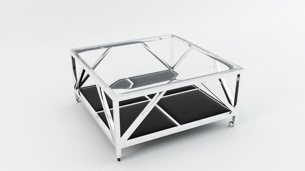 eichholtz coffee table prado 3D