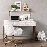 kitson desk 3D model