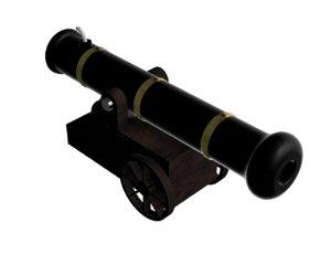 gauge 3D model