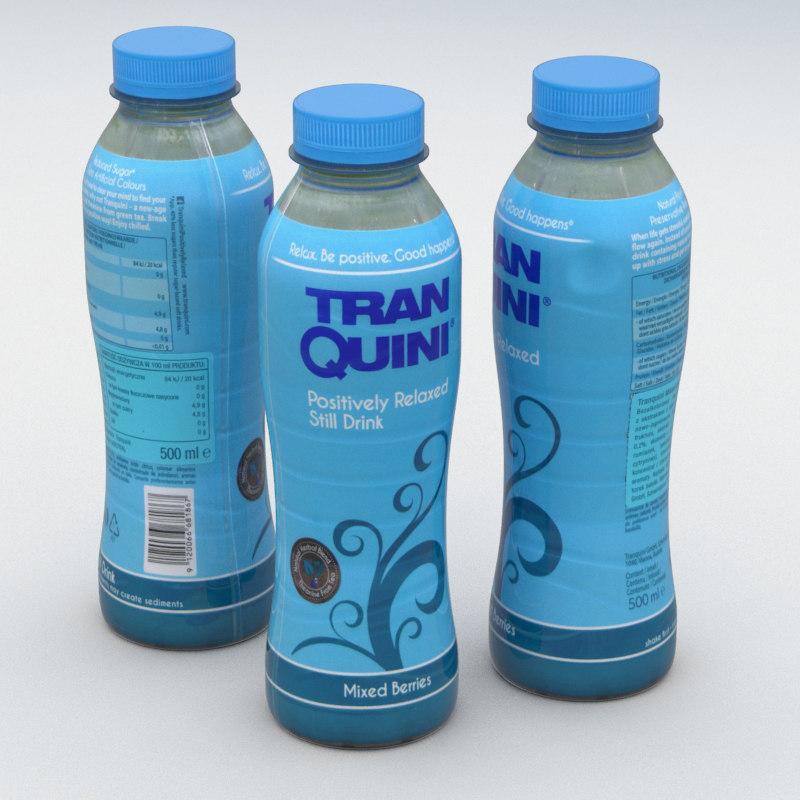 3D bottle 2018