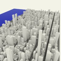 midtown manhattan east nyc model