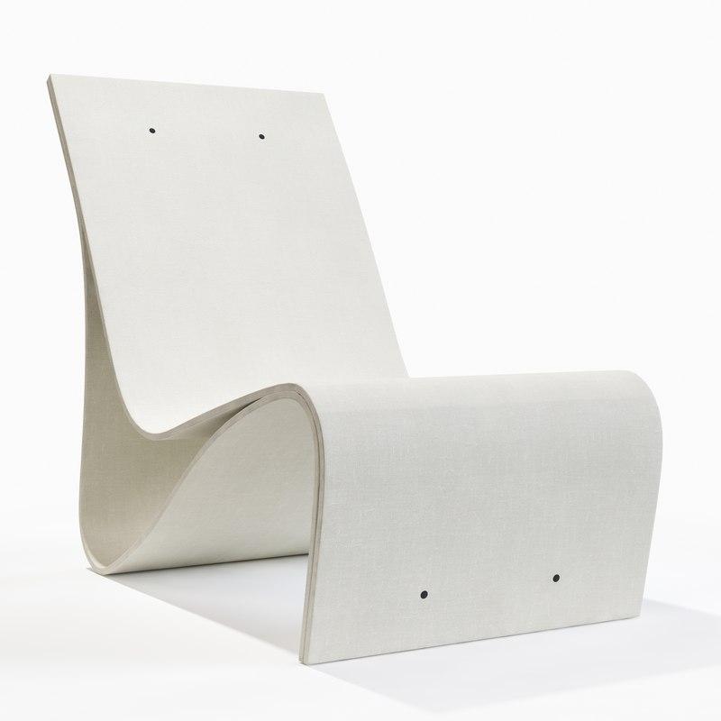 sponek chair 3D model