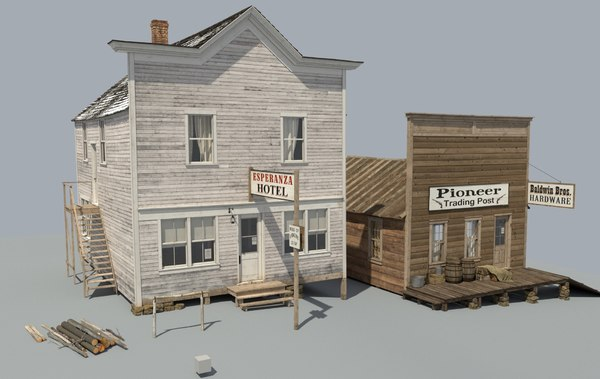 frontier hotel model