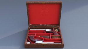 gun case 3D model