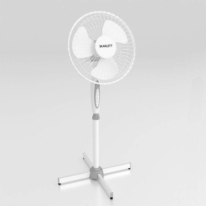 fan model