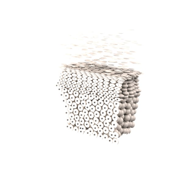 3D skin cells